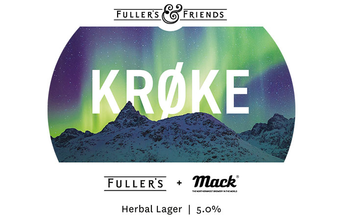 Beer Day Britain new beer by Fuller's Kroke
