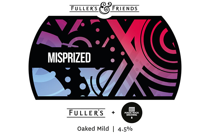 Beer Day Britain new beer by Fuller's Misprized Mild