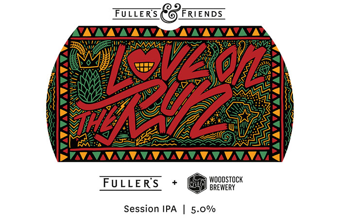 Beer Day Britain new beer by Fuller's Session IPA