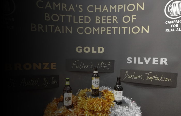 Britain's best bottled beer for 2018