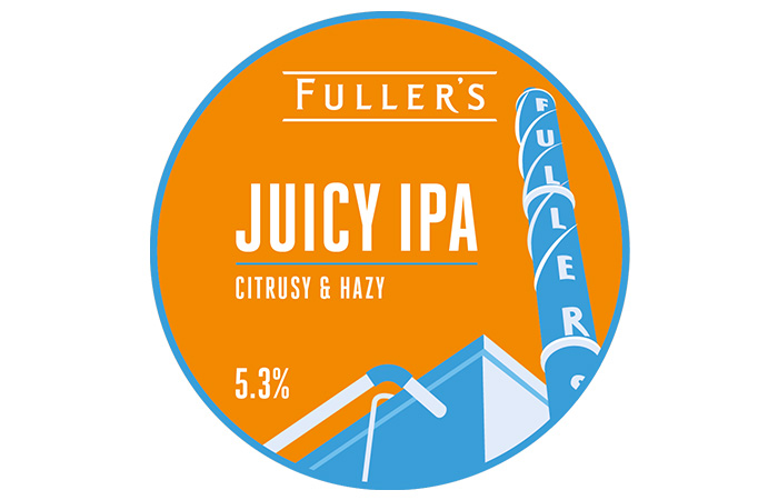 Juicy IPA by Fuller's