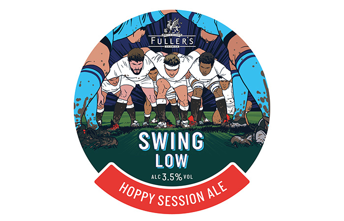 Swing Low ale by Fuller's