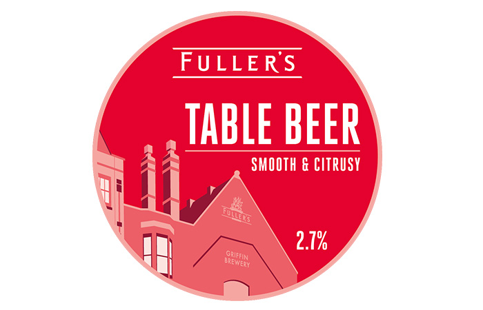 Table Beer by Fuller's