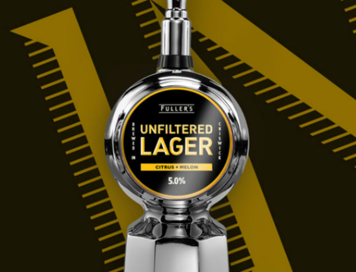 Unfiltered Lager Main
