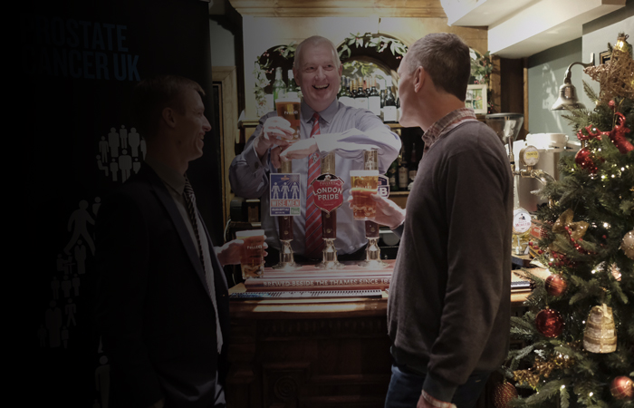 Fuller's launches Wise Men Cask Ale in UK pubs to fundraise for Prostate Cancer UK.