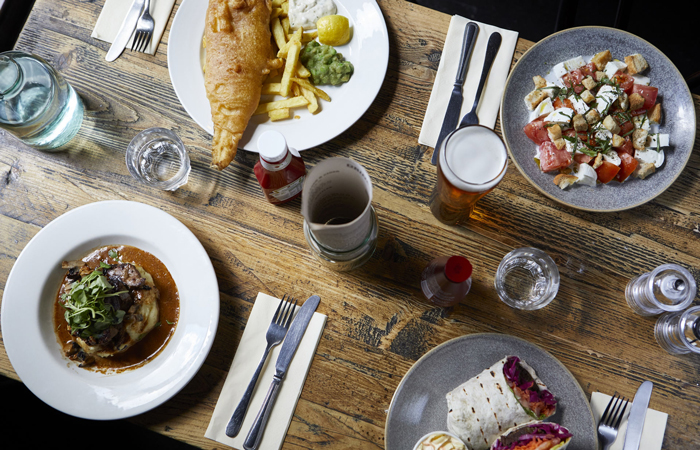 best valued pub food pubs in uk