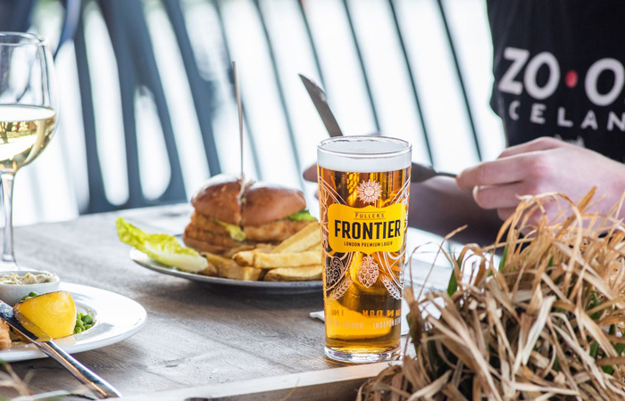 Best places for burgers and beers in London