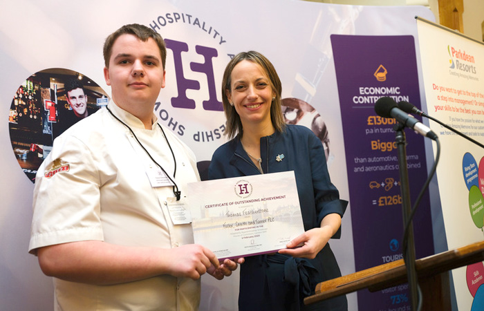 Hospitality Apprenticeship Showcase House of Commons 2020