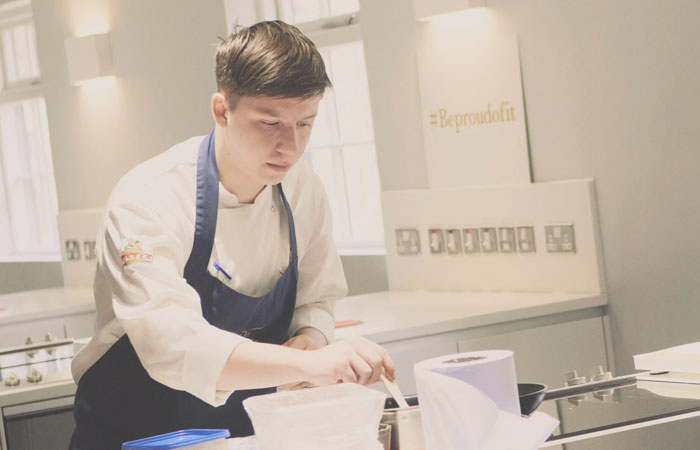 Fuller's Chef of the Year competition 2019