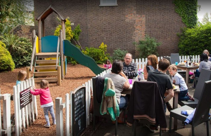 Pubs with play areas and playgrounds The Plough Inn Ealing
