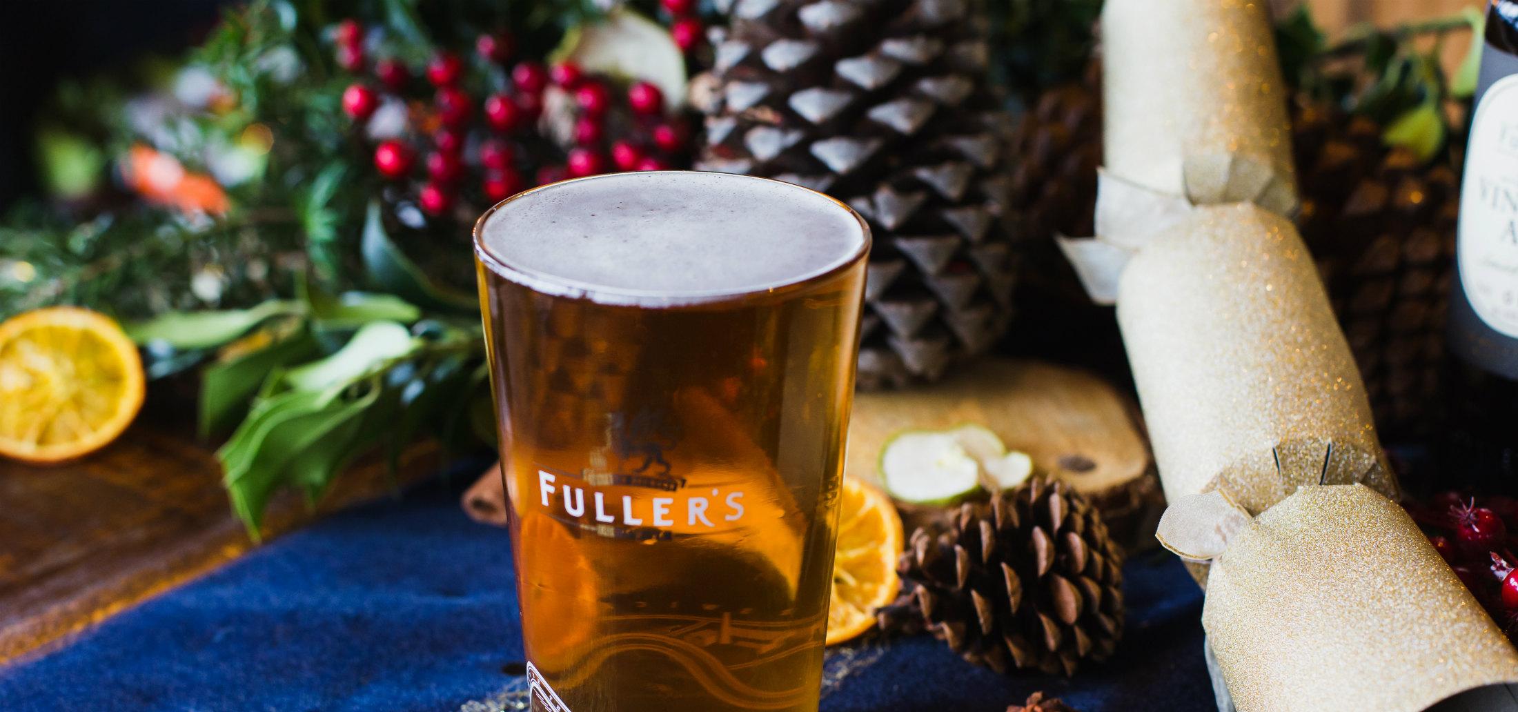 Christmas Beer.Christmas Gift Ideas For Beer Lovers Fuller S