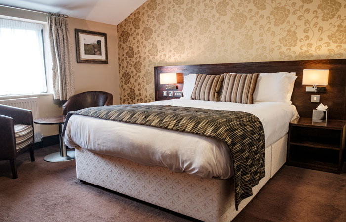 dog friendly hotel room the hampshire hog clanfield