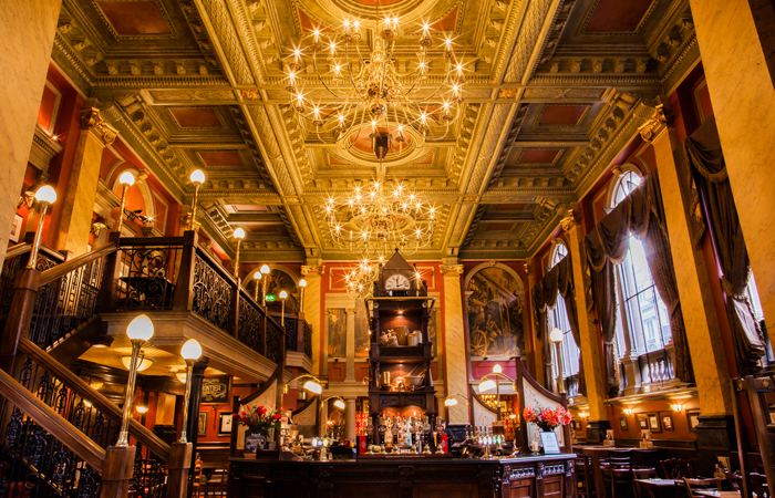 The Old Bank of England pub makes Evening Standard's top 50 pubs in London list