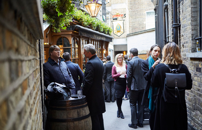 Ye Old Mitre makes Evening Standard's top 50 pubs in London list