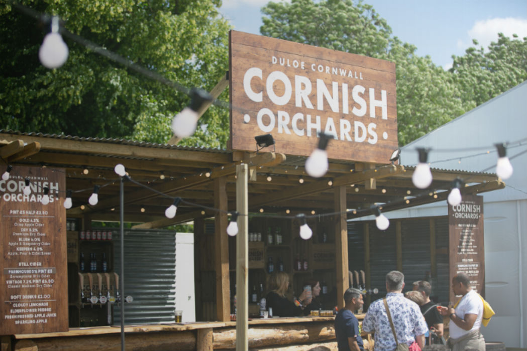 Cornish Orchards Bar