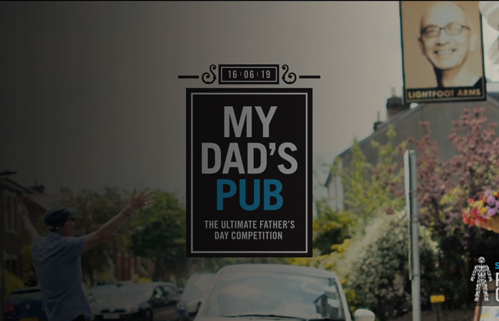 My Dad's Pub returns