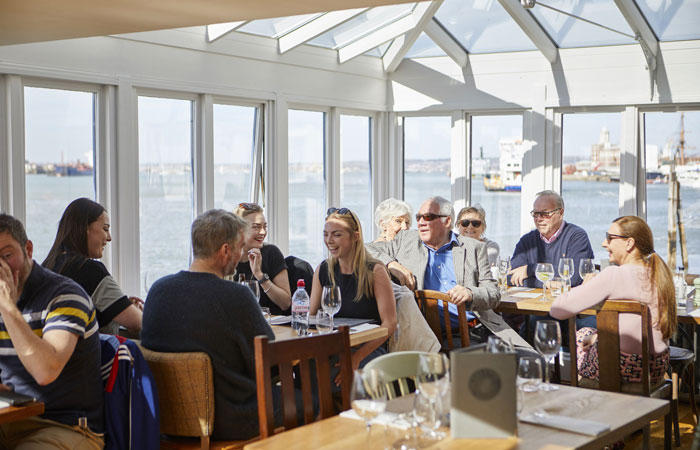 Dining at The Still and West Portsmmouth for Father's Day