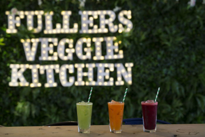 National Vegetarian Week at Fuller's pubs and restaurants