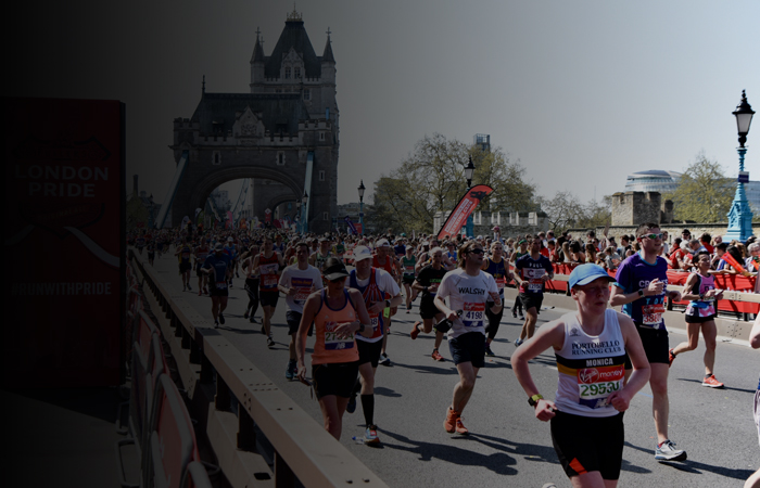 fullers london marathon team 2019