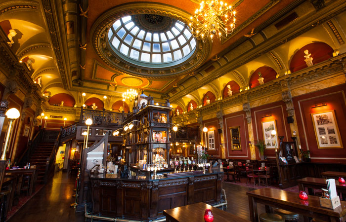 The Old Joint Stock pub Birmingham