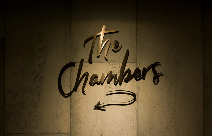 The Chambers cocktail bar opens City of London, near Tower Hill and Whitechapel