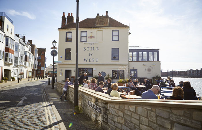 Best Winter wedding venues - The Sill & West Portsmouth