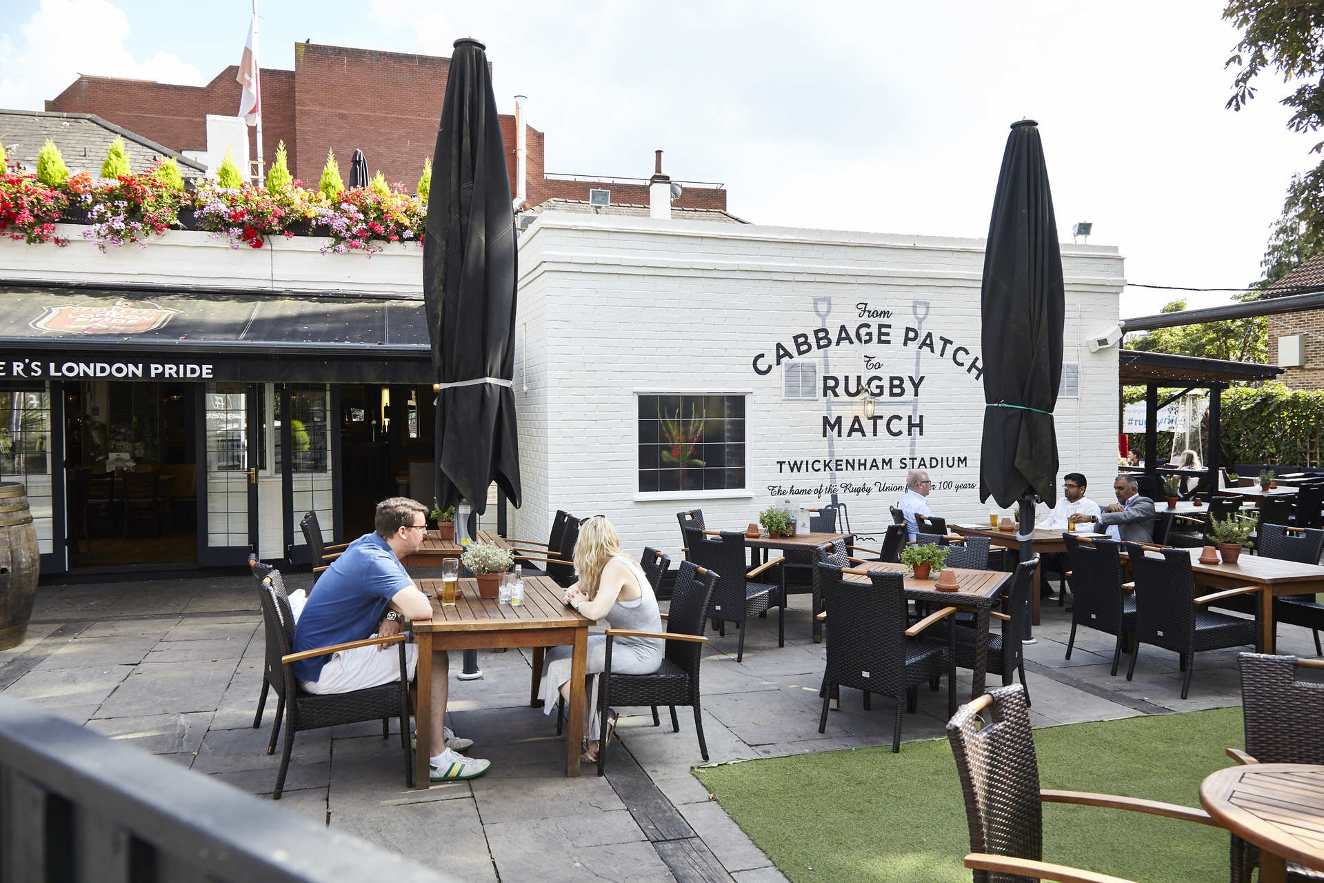 London's best rugby pubs The Cabbage Patch