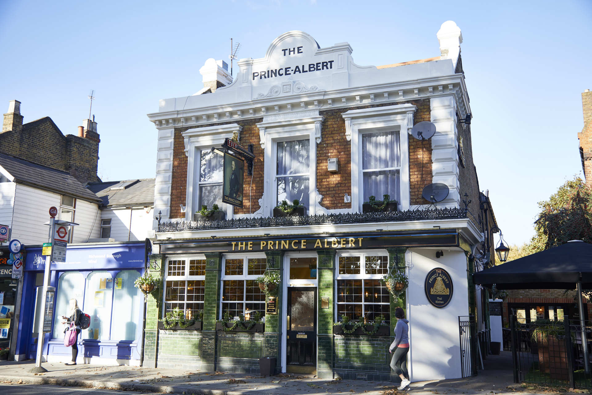London's best rugby pubs The Prince Albert