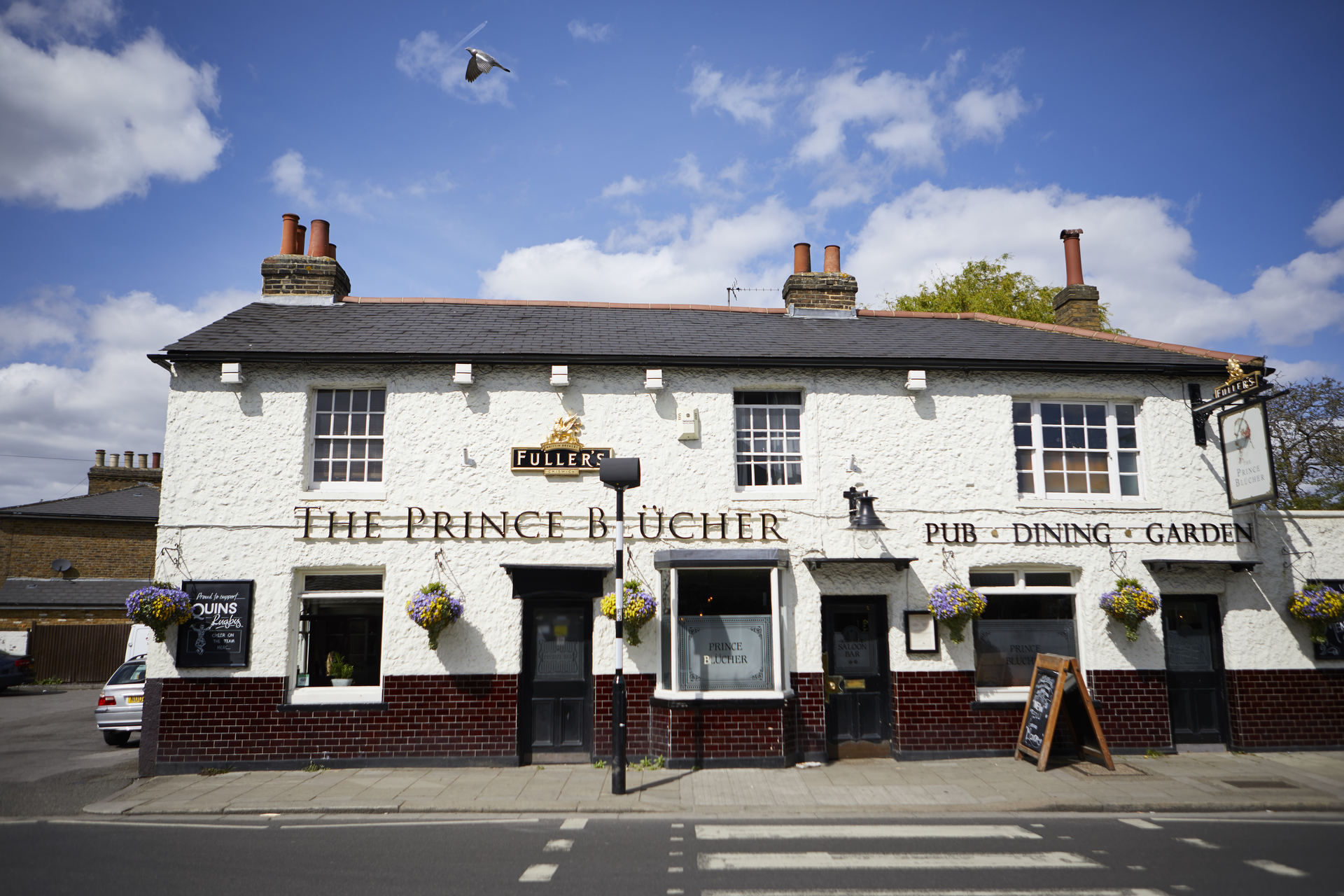 London's best rugby pubs the prince blucher