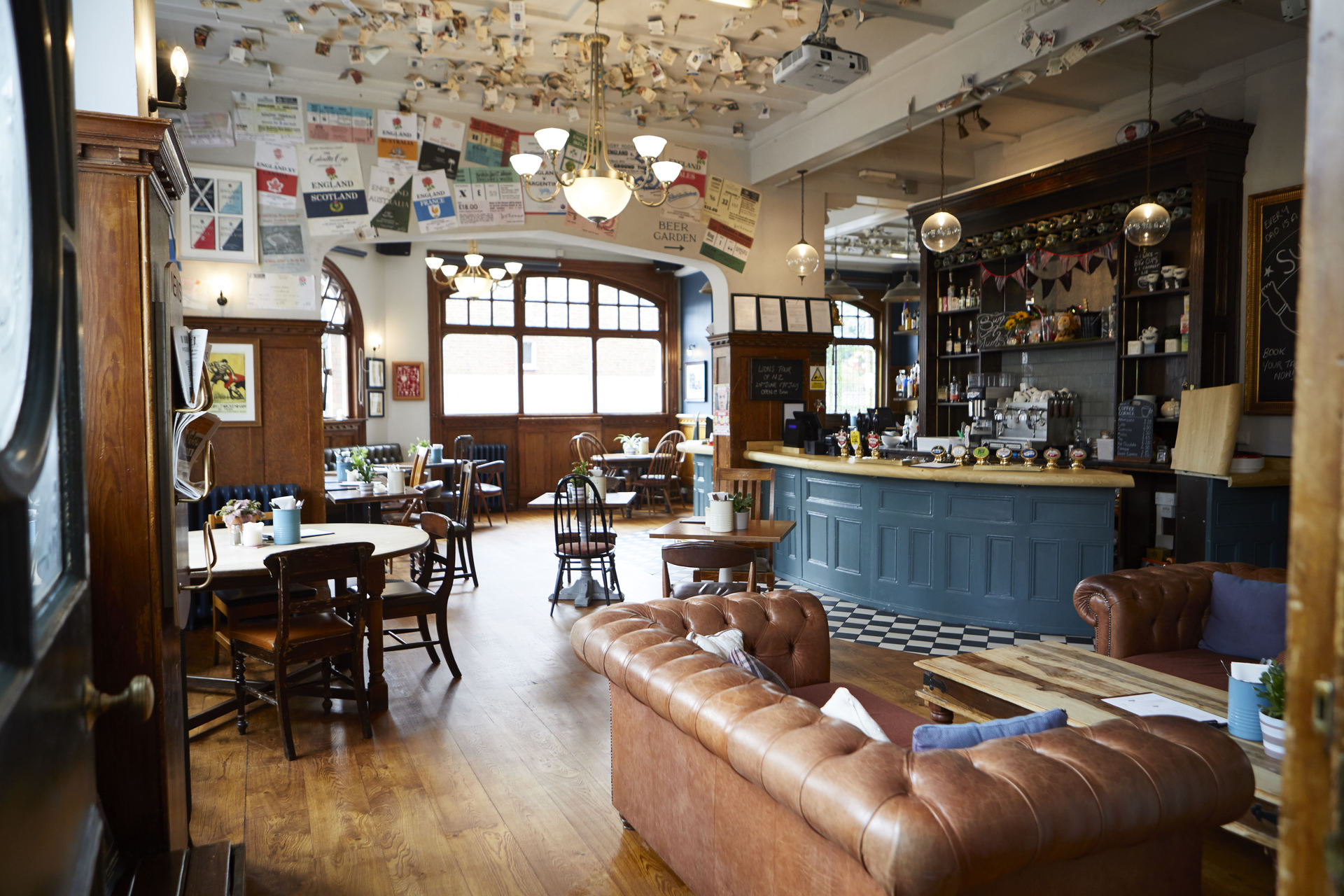 London's best rugby pubs The Turk's Head