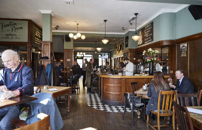 Best Sunday roasts in London at The Ship Southwark