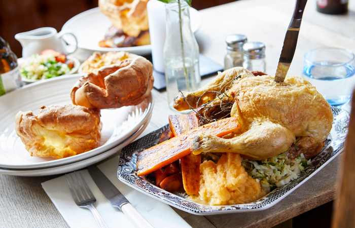 Where to get the best traditional Sunday roasts in London - who roast chicken