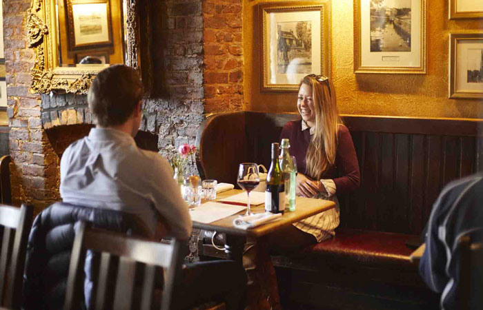 Best Sunday roasts in London at The Dove, Hammersmith