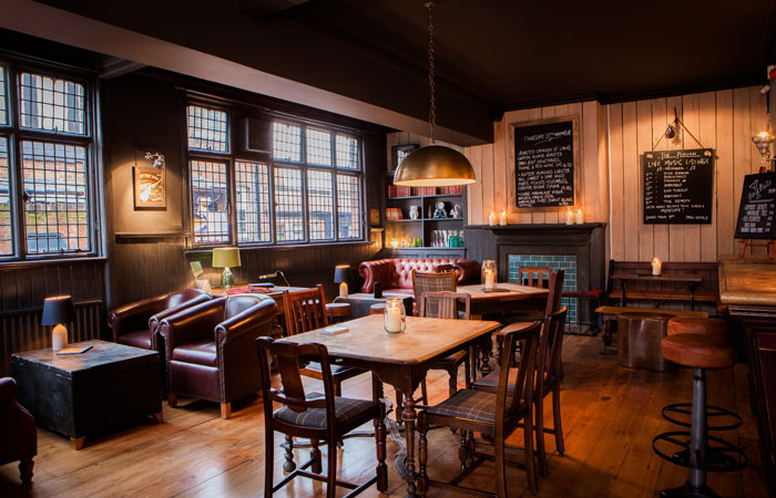 Best Sunday roasts in London at The Plough Ealing