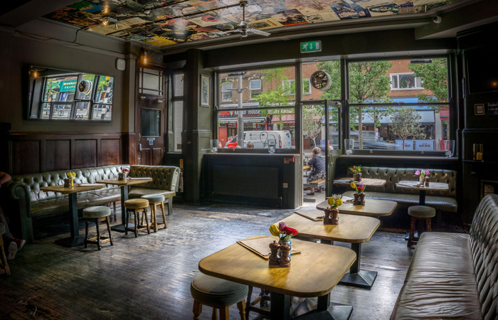 Best Sunday roasts in London at The Windmill, Lambeth