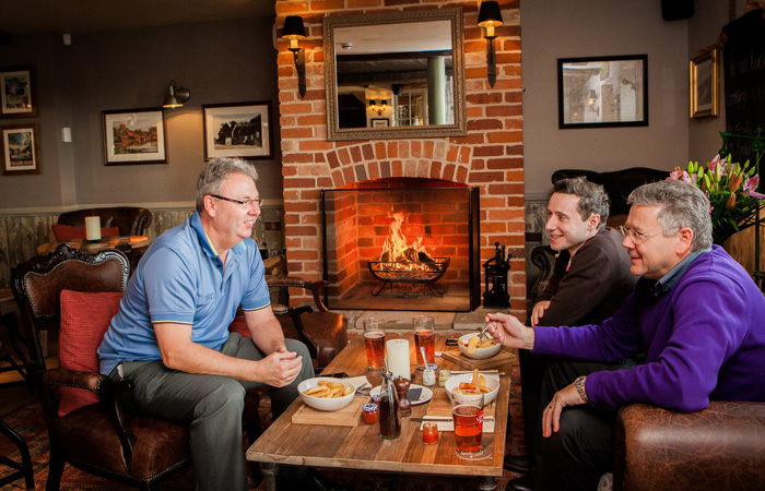 Hampshire's Best Country Pubs With Open Fires