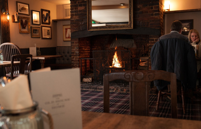 Best Hampshire pubs with fireplaces - The Old House at Home, Havant