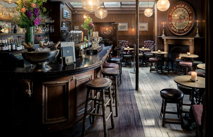 The best pubs with fireplaces in London - The Holly Bush, Hampstead