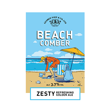 Beach Comber pump clip