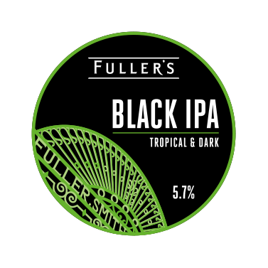 Black IPA Badge