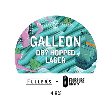 Galleon Badge