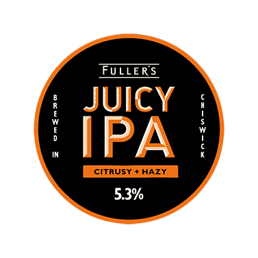Juicy IPA Badge