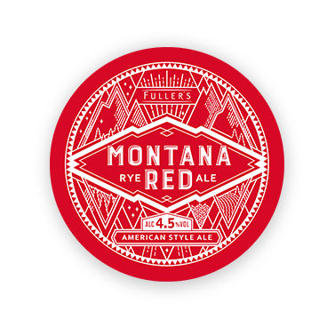 Montana red badge