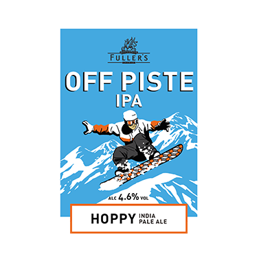 Off Piste Beer Badge