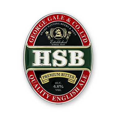 HSB badge