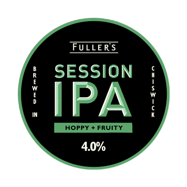 Session IPA Badge