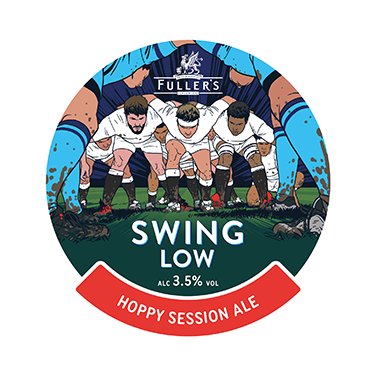 Swing Low badge