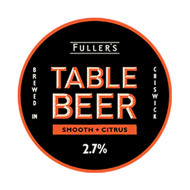 Table Beer Badge