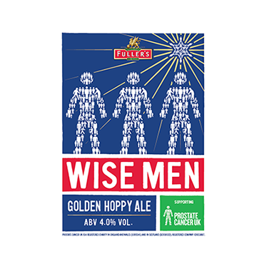 Wise MEn Badge