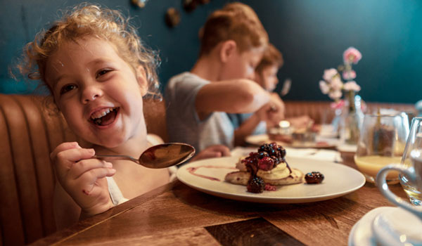 Child friendly pubs with kids menus